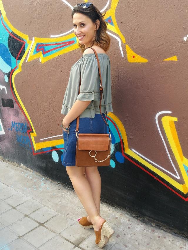 Stylelove Clothing, Stradivarius, Zara, Massimo Dutti, Okeysi, Ray - Ban